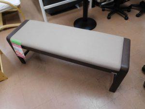 カリモク Direttore ベンチ椅子 入荷しました。スマイルサンタ長野南バイパス店
