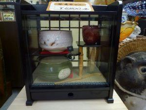 茶道具いかがですか     長野南バイパス店