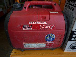 HONDA インバーター発電機 EU-16 長野南バイパス店