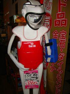 テコンドー防具 ¥3800+税
