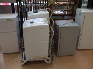 ガンガン来てます。冷蔵庫・洗濯機 スマイルサンタ上田店