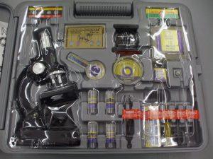 顕微鏡セット ☺サンタ上田店