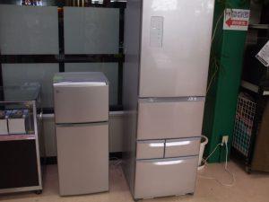冷蔵庫買取りました。 ☺サンタ上田店