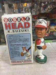 バブルヘッド スズキケイシ 780円+税
