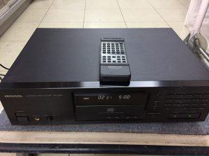 KENWOOD DP-7020  CDプレーヤー  動きましたょ。 6800円+税