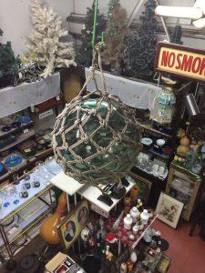 北一硝子(小樽)製でっけーガラス浮玉(ビン玉) 直径40cm 6kg超