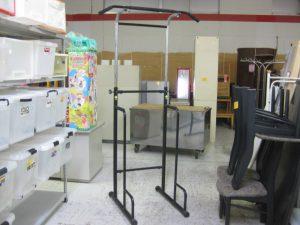 懸垂マシン ¥3,800+消費税 スマイルサンタ千曲戸倉店 TEL:026-214-8102