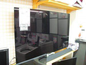 パナソニック65型液晶テレビ TH-65FZ1000 買取入りました!