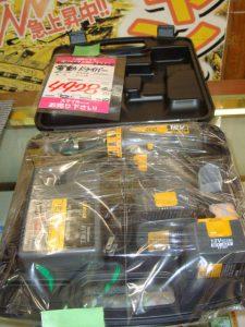 電動ドライバー ¥4.928税込