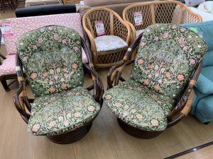 籐の座椅子 リサイクルショップ スマイルサンタ塩尻北インター店 買取もしております!