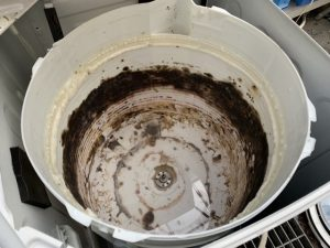 洗濯機には魔物が住んでいた…  リサイクルショップ スマイルサンタ塩尻北インター店