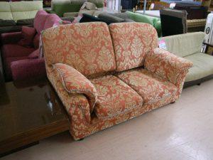海外製 布張りソファー買い取りました スマイルサンタ上田店