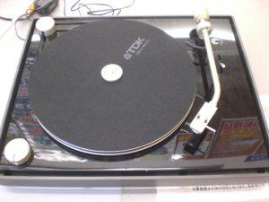 TDK ベルトドライブ-USB端子付きターンテーブル 買取りました スマイルサンタ上田店