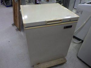 冷凍ストッカー ACOOP 1708R 年式古いですが良く冷えます!!容量たっぷり171L♪お買い得な¥8,580(税込) スマイルサンタ千曲戸倉店 TEL:026-214-8102